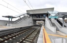 İzmir İZBAN Belevi istasyonu hizmete giriyor!