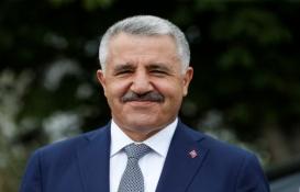 Ahmet Arslan: Büyük projeleri yap-işlet-devret modeliyle yapıyoruz!