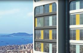 Kartal Çukurova Tower'da son 6 daire satışta! 260 bin TL'ye!