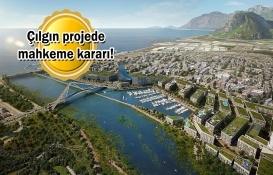 Kanal İstanbul projesi için bilirkişi keşif yapacak!