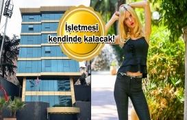 Wilma Elles Beşiktaş'taki otelini 9 milyon TL'ye satıyor!