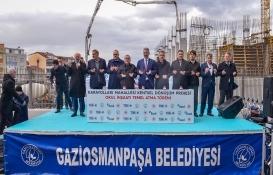 TEM Avrasya projesinde 32 derslikli lisenin temeli atıldı!