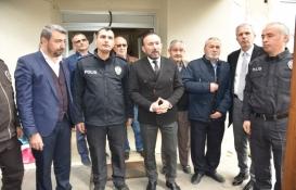 İzmit Kuruçeşme Polis Karakolu yeniden açılıyor!