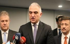 Mehmet Ersoy'dan Ege Turizm Merkezi Çeşme Projesi açıklaması!