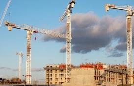 Almanya'da inşaat sektörü 2019'da rekor sipariş aldı!