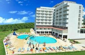 Green Gold Hotel 10.2 milyon TL'ye icradan satışta!