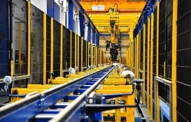 Türk çelik sektörü pazar çeşitliliğiyle yatırımcılara avantaj sağlıyor!