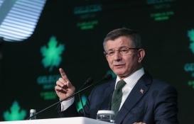 Ahmet Davutoğlu'ndan Kanal İstanbul projesi açıklaması!
