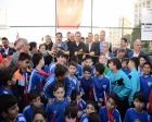 Üsküdar Cüneyt Çakır Spor Kompleksi açıldı!