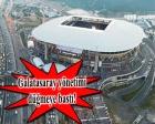 Seyrantepe TT Arena fünikülerle Aslantepe'ye bağlanacak!