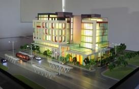 Erciyes Çocuk Hematoloji Onkoloji ve Kemik İliği Nakli Hastanesi 2020'de açılıyor!