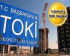 TOKİ'den İstanbul'a 2 yeni proje!