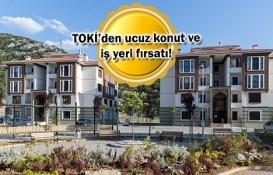 TOKİ 159 iş yeri ve 55 konutu satışa çıkardı!