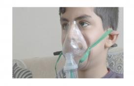 Engelli baba astım hastası oğlu için rutubetsiz ev istedi!