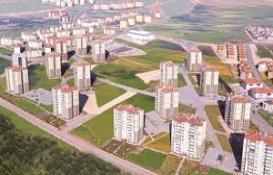 TOKİ'den Manisa Yunusemre'ye 1500 konut!