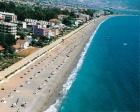 Muğla Çalış Plajı turizm sezonuna hazırlanıyor!