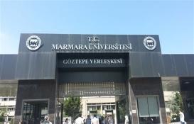 Marmara Üniversitesi Göztepe Kampüsünde dersler, inşaat bitmeden mi başladı?