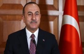 Mevlüt Çavuşoğlu: Kanal