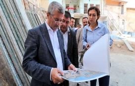 Gaziantep Şahinbey'de restorasyon çalışmaları hız kesmiyor!
