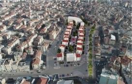Nevşehir'deki Merkez Kentsel Dönüşüm Projesi'nin temeli Mart'ta atılacak!