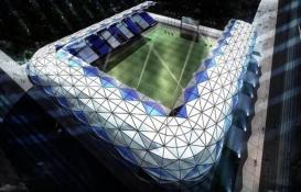 İzmir Alsancak Stadı'nın inşası devam ediyor!