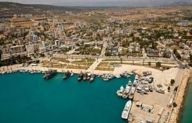 Taşucu Limanı ve Lojistik Tesis Alanı ihalesi yine ertelendi!