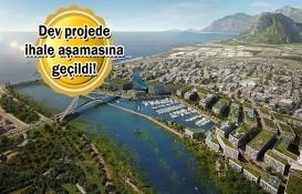 Kanal İstanbul'un imar planları askıya çıkıyor!
