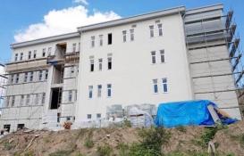 Yozgat Aydıncık Devlet Hastanesi'nin kaba inşaatı bitti!