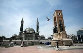 Taksim Camii inşaatında bütçe iki katına çıktı!