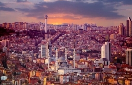 Ankara'da Mart 2019'da 10 bin 619 konut satıldı!