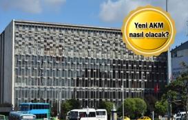 Atatürk Kültür Merkezi'nin yıkımına Mart ayında başlanacak!