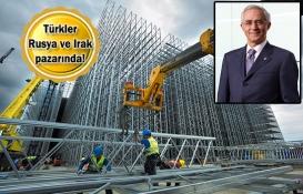 Türk müteahhitlerinden 350 milyar dolarlık proje hedefi!
