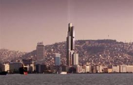 İzmir'deki 45 katlı gökdelen için yapı ruhsatı davası!