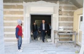 Çekmeköy Hacı Yüksel Erdoğan Cami'nin inşaatı yükseliyor!