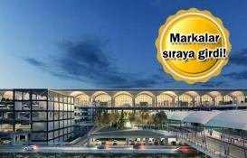İstanbul Havalimanı'na lüksün devleri geliyor!