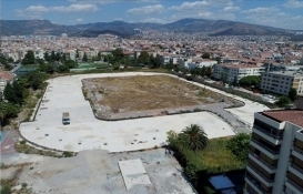 Karşıyaka Spor Kulübü'nün eski ilçe stadı ve tesis hayalleri suya düştü!