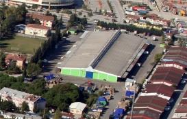 Sakarya Erenler'deki hal tesisleri 38.2 milyon TL'ye satılıyor!