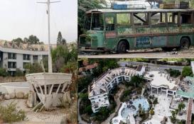 Kemer Naturland Eko Park ve Resort Otel hayalet otele dönüştü!