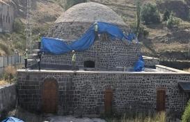Kars Mazlumağa Hamamı restorasyon çalışmaları tam gaz!