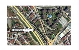 Çekmeköy'de çocuk parkı yerine benzin istasyonu mu inşa edilecek?