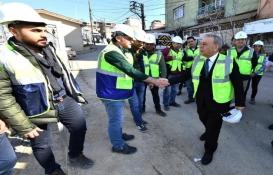 İzmir Büyükşehir'den 2018'de 2.5 milyar TL'lik yatırım!