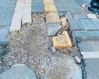 Adana'da cadde ve bulvarlarındaki kaldırım sorunları çözülmüyor!