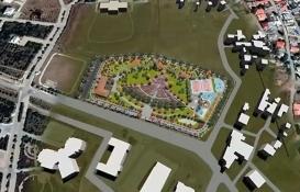 Kars'a 10 milyon TL'lik millet bahçesi yapılacak!