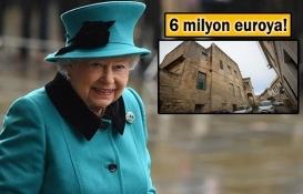 Kraliçe Elizabeth nerede yaşıyor