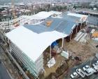 Salihli Bedesten Çarşısı'nın inşaatı tamamlanıyor!