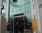 Bolvadin Belediyesi'nin yeni hizmet binasında çalışmalar hızlandı!