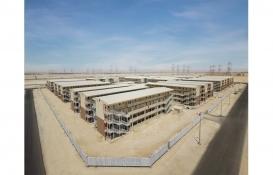 Dorçe Prefabrik Yapı, Katar'daki Kovid-19 Karantina Hastanesi'ni tamamladı!