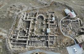 Amorium Antik Kenti turizme açılmayı bekliyor!
