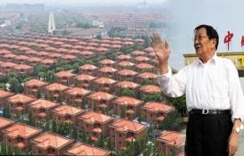 Çinliler dünyanın en zengin köyünü kurdu! Herkese villa veriliyor!