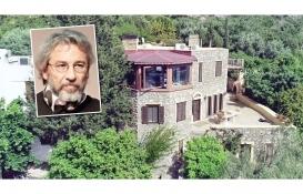 Can Dündar'ın Bodrum'daki kaçak villası yıkılıyor!